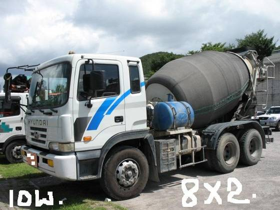 Sell  used concrete mixer truck
