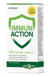 Wholesale laboratory consumables: Immun Action Line Energy To Strengthen the Immune System Against External Aggressions