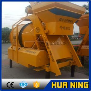 Wholesale electric mixer: Electric Cement Mixer JZM350 Series Small Construction Equipment with Low Price