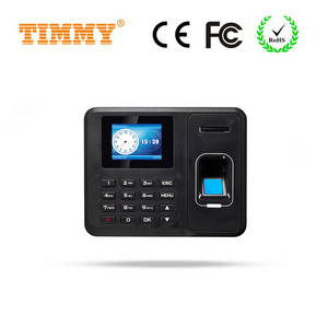Wholesale card usb pen drive: TIMMY Cheap Biometric Fingerprint Time Attendance Machine