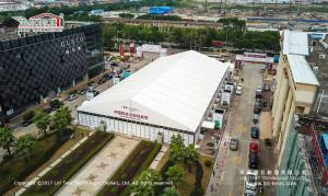 Wholesale aluminium sandwich panel: Aluminum Tent for Business Exhibition Showroom