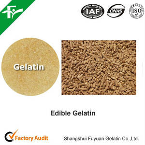 Wholesale food ingredients: 80-280 Bloom Food Grade Gelatin,Cattle Feed Ingredients