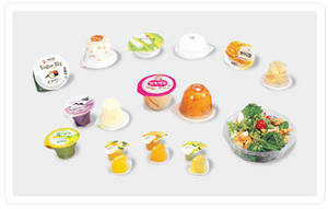 Wholesale jelly cup: PP Barrier Jelly Cups
