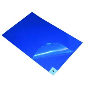 Wholesale mats: Dust Remove for Industry Disposable Blue Sticky Mat
