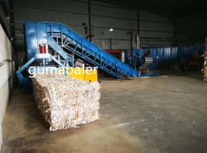 Wholesale carton baler: Horizontal Automatic Paper Baler/ Plastic Baling Machine 0 Failure Rate