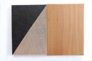 Wholesale micro perforation machine: Micro Perforated Acoustic Wooden Panels