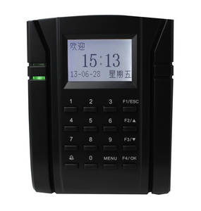 Wholesale police pin: Mifare Card Access Control and Time Attendance Reader IC Card Access Controller