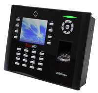 Biometric Fingerprint Time Attendance Machine with Camera TCP/IP/USB Time Management Recorder