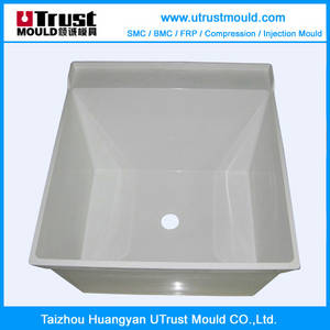 Wholesale bathroom telephone: Press Mold Good Price FRP/SMC Bathroom Bathtub  Mould