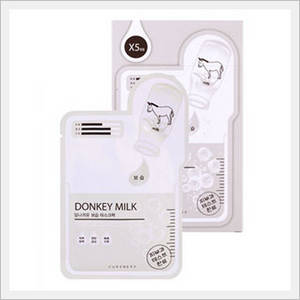 Wholesale moisturizing mask: Cureness Donkey Moisturizing Mask Pack