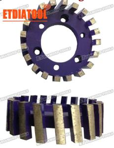 Wholesale diamond tools: CNC TOOLS- Diamond Stubbing Wheels