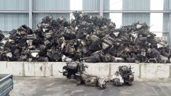 Sell  exporters of used engines, transmissions and other auto parts