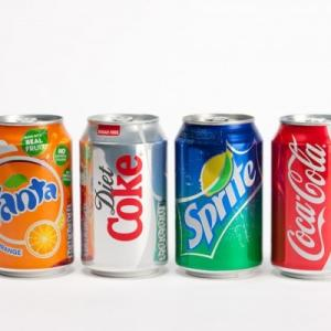 Wholesale Carbonated Drinks: Coca Cola , Fanta , Sprite , Pepsi 330ml