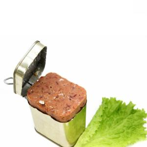 Canned Corned Halal Beef