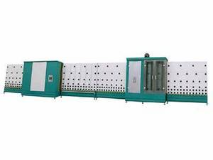 Wholesale Glass Processing Machinery: Insulating Glass Flat-pressing Production Line