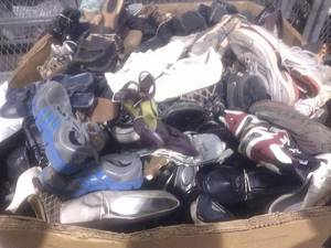 Wholesale Used Shoes: Used Shoes A