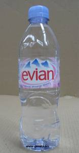 Wholesale Drinking Water: Evian Mineral Water