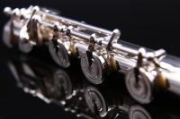 Flute,Silver Plated,Factory Price ETP200
