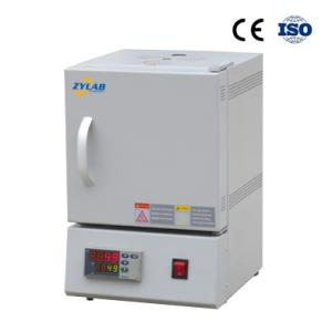 Wholesale 3 zone chamber: Hot Sale!! 1200 Degree C Mini Muffle Furnace