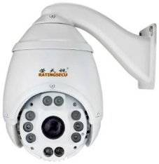 Wholesale high speed dome: 2.4 Megapixel Full HD Megapixel IR High Speed Dome Camera with 18X Optical Zoom