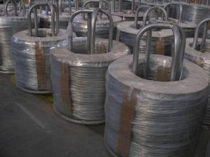 Wholesale pulp: Galvanized Baling Wire for Pulp