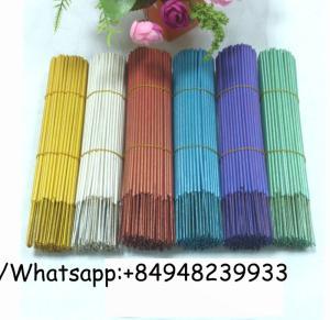 Wholesale Processing Services: Metallic Incense Sticks