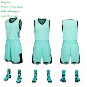 New Design Custom Basketball Jerseys Fashion Design Style From China Factory