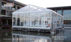 Wholesale wedding party tent: Transparent 20m Width Tent for Wedding Party