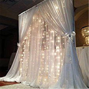 Wholesale wedding decoration drapery: Decorative Items Wedding/Birthday Backdrop Background for Wedding