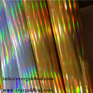 Wholesale hologram: Holographic/Hologram Transfer Foil for Paper Package/Lable/Business Card/Plastics