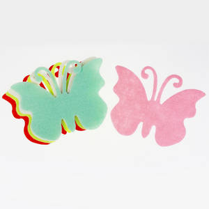 Wholesale Party Supplies: Felt butterfly for wedding party