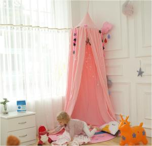 Wholesale castle: Baby Canopy Kids Beach Play Castle Tent Indoor Teepee for Kid Boys Girls