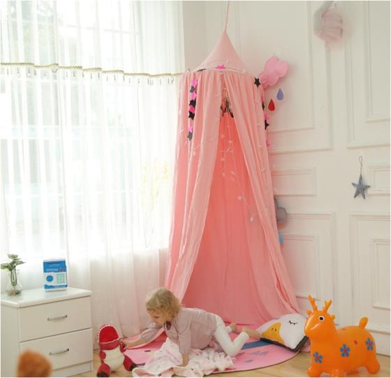 Baby Canopy Kids Beach Play Castle Tent Indoor Teepee for Kid Boys Girls
