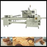 Servo Tray-Free Biscuit On-edge Packing Machine 3