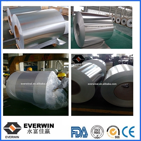 Aluminum Coil  for Textile 1200 Used Hot Stamping Foil for Textile