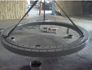 Wholesale crossed roller bearings: Crane Turntable Bearing Crossed Roller Slewing Bearing