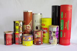 Wholesale Composite Packaging Materials: Various Coffee, Milk Tea Instant Drink Automatic Packaging Film in Roll
