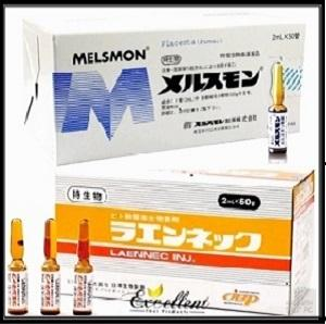 Wholesale melsmon placenta: Laennec, Melsmon Placenta Extract (Japan)
