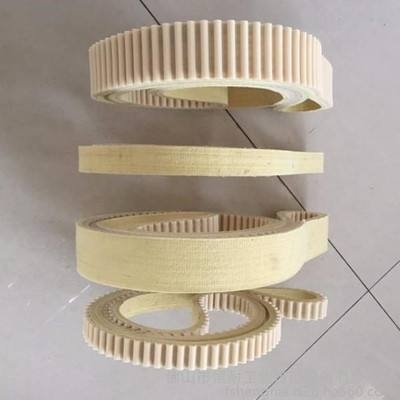 Kevlar Steel Cord Available PU Timing Belts