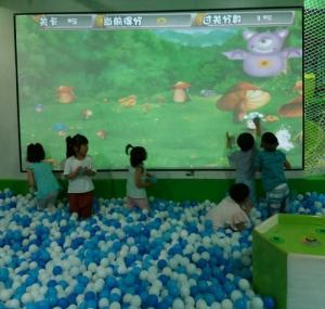 Wholesale super ball: Interactive Wall