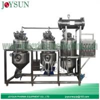 Low Temperature Subcritical Herbal Extraction Machine