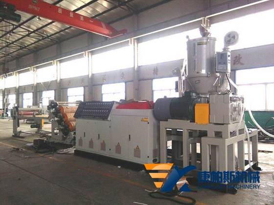 Sell PP, PE, HIPS, PET sheet extrusion line
