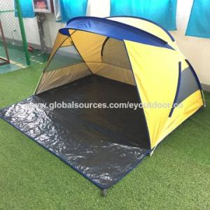 Wholesale folded roof tent: Waterproof Camping Tent, Single Person Single Layer Tent for Camping