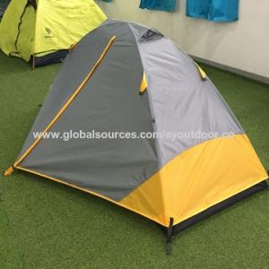 Wholesale seasoning: 4 Season Tent Camping Tent 1 Person Lightweight Backpacking Tent Dome Camping Hiking Outdoor Travel