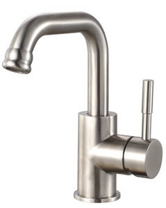 Wholesale basin faucet: Stainless Steel Basin Faucet SM9