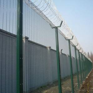 Wholesale 358 security fence: High Security Anti-Climb 358 Fence