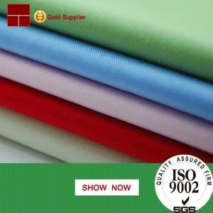 Wholesale twill workwear woven fabric: China Hot Sale Workwear Textile Fabric Price