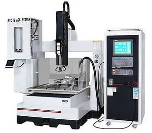 Wholesale cnc edm: CNC Gantry Type EDM Wire Cutting Drilling Machine