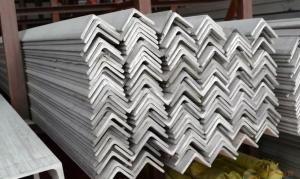 Wholesale Steel Profiles: Stainless Steel Angle Bars