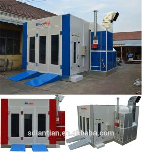 Wholesale paint booth: Hot Sale CE Approved Automotive Paint Spray Booth/Microwave for Car/Spray Booth